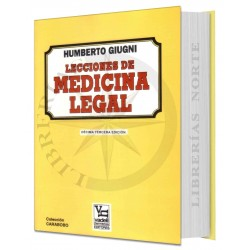 LECCIONES DE MEDICINA LEGAL