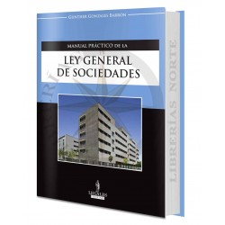 MANUAL PRACTICO DE LA LEY GENERAL DE SOCIEDADES